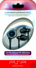 Accessorio In-Ear Headset with Remote Control - Series