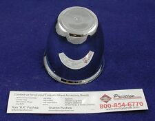 AMERICAN RACING & MANY OTHER CHROME CENTER CAP PART # 89-8020 PUSH THRU CAP