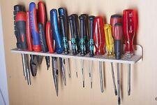 Werkzeughalter, Werkzeugständer, Wandhalter, Wandmontage, Schraubendreher, Zange