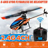 Eachine E119 2.4G 4CH 6-Axis Gyro Flybarless RC Helicopter Toy Gift With Battery