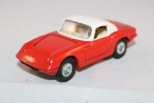 Corgi Toys 319 Lotus Elan S2. Detachable Chassis SUPERB 99.9% mint