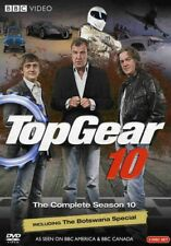 Top Gear 10: The Complete Season 10 [New DVD] Widescreen