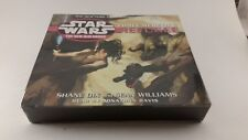 "Star Wars The New Jedi Order ""Refugee"" Cd Book Read by Jonathan Davis ""New"""