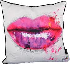 Silk Art Deco Style Abstract Decorative Cushions
