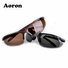 2PCS Polarized UV400 Aviator Driving Fishing Cycling Glasses Sunglasses Eywear