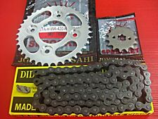 HONDA MSX125 GROM125 CHAIN & FRONT14T + REAR 37T SPROCKET SET  (bi)