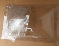 17 x 25 OD EXTERIOR Skylight  Plastic Lexan 14 x 22 ID RV trailer dome CLEAR