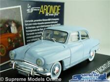 SIMCA ARONDE 1300 Montlhery Model Car 1 43 Scale IXO Atlas Blue Saloon K8