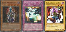 Yugioh Authentic Bakura Deck + Joey + Mai + Marik Decks - Harpie's Pet Dragon NM