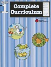 Flash Kids Harcourt Family Learning: Complete Curriculum: Grade 1 (Flash Kids...