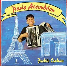 CD - JACKIE CARHAN - Paris Accordéon