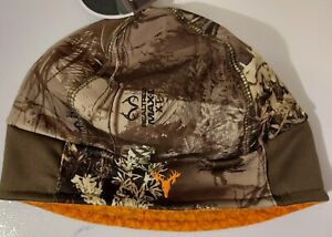 Men's Hot Shot Realtree Max-1 XT, Thermal CHR Reversible Beanie 1 Size Fits Most