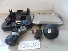 Peugeot 307 Complete Bosch ECU 9862213180 Kit BSI 21676031 Genuine Parts