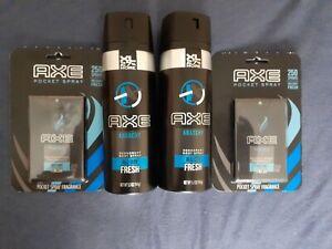 Axe body spray for men