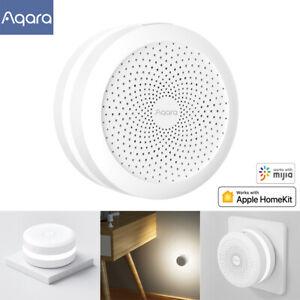 Aqara M1S Hub Zigbee Gateway RGB LED Night Light Speaker Homekit APP Control
