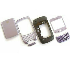 100% Genuine Blackberry 8520 Curve housing Lilac Keyboard front screen buttons