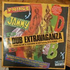 Prince Jammy Presents 'Uhuru In Dub' - Double Album Gatefold Sleeve 1982 Reggae