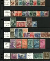 Italy 1945-52 Excellent Collection of Sets and Singles to Include Airs, P Stamps