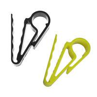 2x Golf Cigar Minder Grip Clip Clamp Plastic Cigarette Holder Golf Accessory