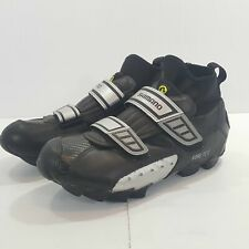Shimano Goretex Cycling Shoes with Clips (42Ypz3) - Pre-Owned