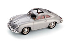 Porsche 356 Coupe' Open Roof 1952 Silver 1:43 Model R121-04 BRUMM