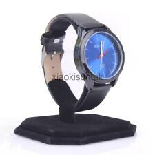 Display Good Rack Holder Stand Black Velvet Fashion Show For Wrist Watch