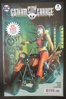 🔧 GOTHAM CITY GARAGE #1a (2017 DC UNIVERSE Comics) ~ VF/NM Book