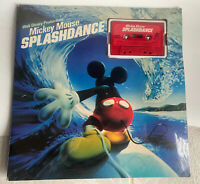 Walt Disney Splashdance Cassette Album Mickey Mouse Sealed
