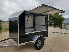 ALUMINIUM ENCLOSED CAMPER TRAILER -  EXTRA LIGHTWEIGHT & DURABLE