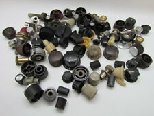 LARGE LOT OF VINTAGE KNOBS USED GOOD CONDITION