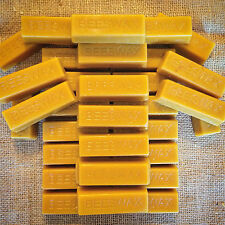 32 Pure Beeswax blocks - Naturally Fragrant Beeswax