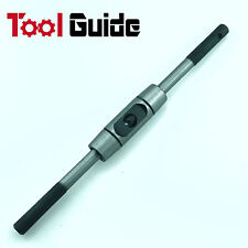 M6-M14 Heavy Duty Solid Steel Tap Wrench Extra Long Tapping Handle Taps Set