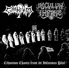 Cthonium/Osculum Infame - Cthonium Chants from an Infamous Past, 1992 (Gre), CD
