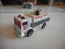 Matchbox Mack Auxiliary power truck in White/Black