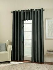 Peri Home Argentina 63-Inch Grommet Top Window Curtain Panel in Peacock