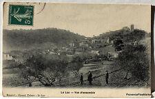 CPA POSTCARD LE LUC VUE D ENSEMBLE   1908  225Aa57