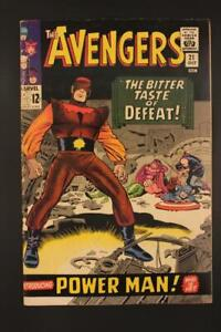 Avengers #21 - Marvel Comics