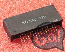 1PCS NEW STK350-030 Manu:SANYO Encapsulation:POWER AMPLIFIER
