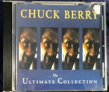 Chuck Berry - The Ultimate Collection CD Album in VG Condition