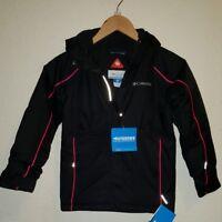 Columbia Girls Frozen Creek  Omni Heat waterproof winter coat jacket  S M NEW