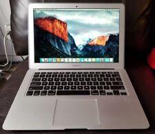 """Apple Macbook air 13"""", intel i5, 128gb ssd, 4gb ram, Mid 2013, Micro office 2011"""
