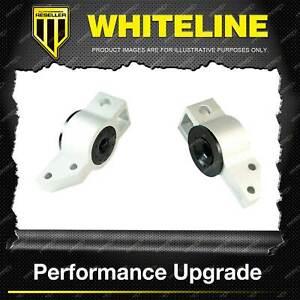 Whiteline Front Control Arm Lower Inner Rear Bushing for Volkswagen Caddy Golf