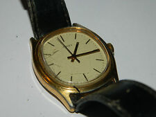 old Watch ANCIEN MONTRE TIMEX alt uhr VINTAGE bezel