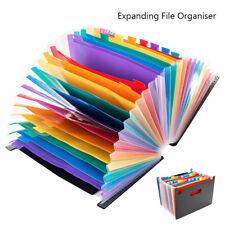 Expansion de l'organisateur de bureau boîte de fichier paysage 24 partie noire
