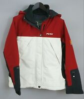 Women Peak Performance Jacket Gore-Tex XCR Thermolite Waterproof L UK14 ZDA269
