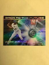 2002 Donruss Elite Back to the Future #23 Vladimir Guerrero /1000 Nm-Mint 731