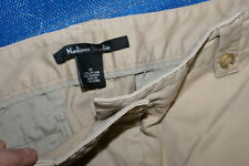 Women's - Misses Madison Studio Size 10 Khaki Capris pants EUC