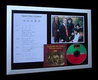 CROSBY STILLS NASH YOUNG LTD TOP QUALITY MUSIC CD FRAMED DISPLAY+FAST WORLD SHIP