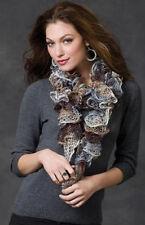 Elegant Fashion Ruffle Scarf