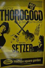 THOROGOOD, ORIGINAL Concert Poster
